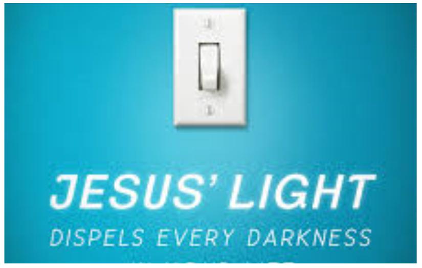 The Jesus Light Switch