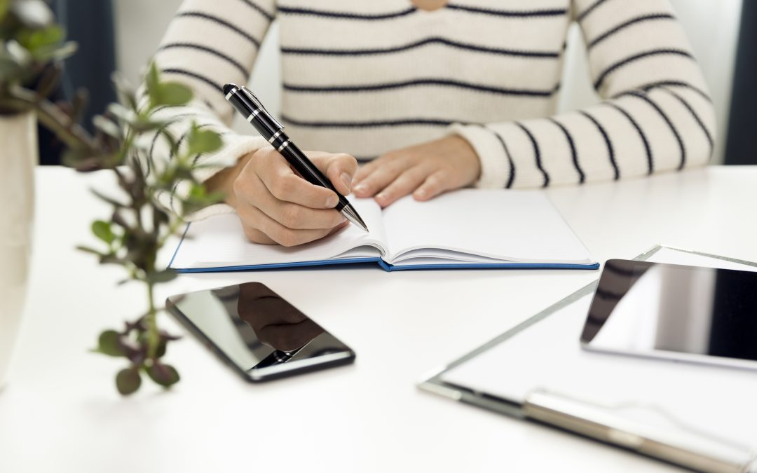 How important is journaling when discerning charisms?
